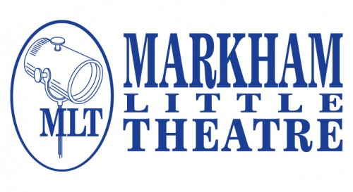 Markham Little Theatre logo